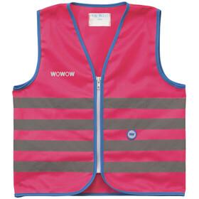 Wowow Fun Safety Vest Kids, różowy